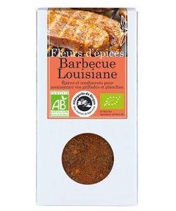 Fleurs d'épices - Barbecue Louisiane - DLU 10/01/2020 BIO, 42g