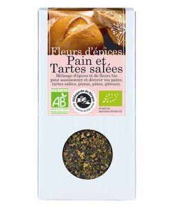Fleurs d'épices - Pains & Tartes salées BIO, 40g
