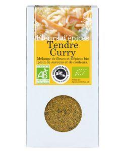 Fleurs d'épices - Tendre curry BIO, 40g