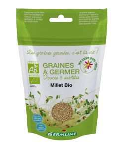 Graines à germer - Millet BIO, 200g