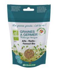 Graines à germer - Alfa - Radis - Fenouil