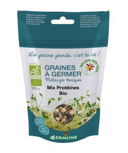 Graines à germer - Mix Protéines