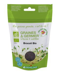 Graines à germer - Brocoli BIO, 150 g