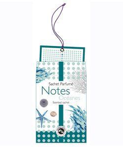 Sachet parfumé - Notes océanes, pièce