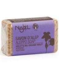 Savon d'Alep parfumé - Violette