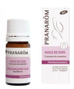 Feminaissance - Crevasses du mamelon