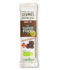 Barre de céréales germées : Guarana - Chocolat - Nouvelle recette