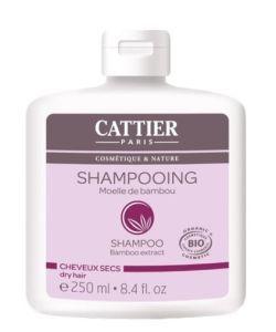 Shampooing Moelle de Bambou - Cheveux secs BIO, 250ml