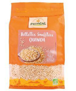 Billettes soufflées de Quinoa BIO, 100g