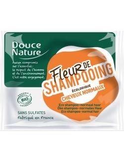 Fleur de Shampooing - Cheveux normaux BIO, 85g
