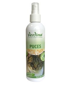 Antiparasitaire puces - Environnement chats, 250ml