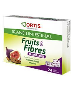 Fruits & Fibres - Transit facile, 24 cubes