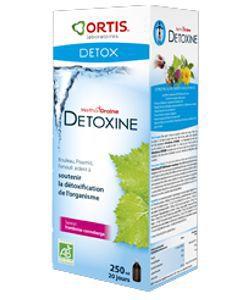 Detoxine vitalité - Framboise - canneberge BIO, 250ml