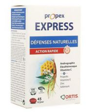 Propex Express - Défenses naturelles
