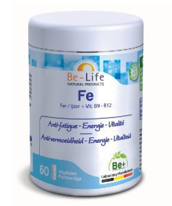 Fe (Vit B9-B12), 60gélules