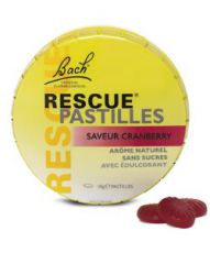 Rescue® Pastilles - Cranberry
