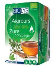 Infusion Aigreurs (curcuma-réglisse)