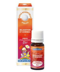Perles essentielles Relaxation - Sommeil BIO, 20ml