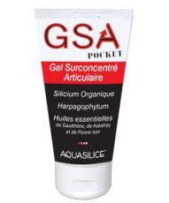 GSA Pocket - Gel surconcentré Articulaire