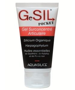 GSA Pocket - Super-concentrated Gel Articular, 50ml