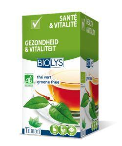 Green Tea Infusion (Full form & Toning)