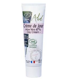 Crème de jour Aloé Vera 67%