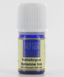 Helichryse italienne - Immortelle (Helichrysum italicum) BIO, 2ml