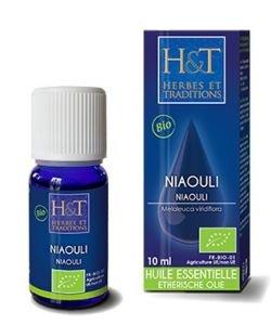Niaouli (Melaleuca quinquenervia) BIO, 10ml