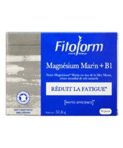 Magnésium Marin + B1 + B6 + B9, 30comprimés