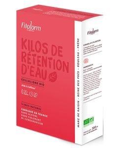 Celluligne - Kilos de rétention d'eau