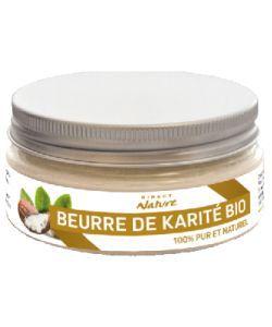 Beurre de Karité 100% pur et naturel BIO, 100ml