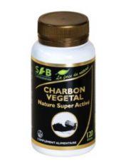 Charbon végétal super activé Nature