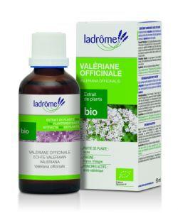 Valériane officinale - extrait de plante fraîche BIO, 50ml