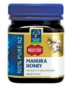 Miel de Manuka MGO™ 550+, 250g