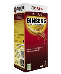 Ginseng Imperial Dynasty BIO, 500ml