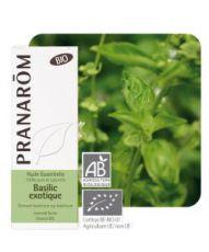 Basilic exotique (Ocimum basilicum) - Huile essentielle