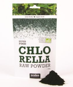 Chlorella Powder - Super Food BIO, 200 g