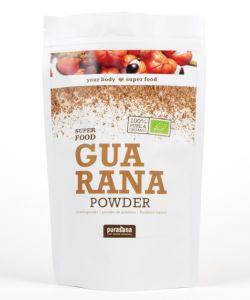Poudre de Guarana - Super Food BIO, 100g