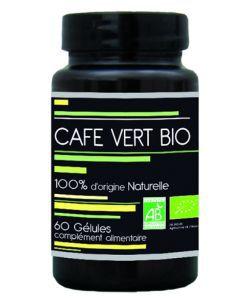 Café Vert - DLUO 01/2020 BIO, 60gélules