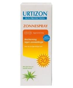 Spray solaire SPF 30 - peau sensible
