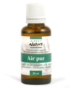 Mélange Air pur, 30 ml