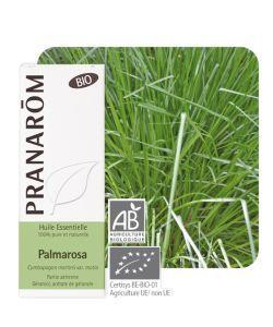 Palmarosa (Cymbopogon martini var. motia) BIO, 10ml