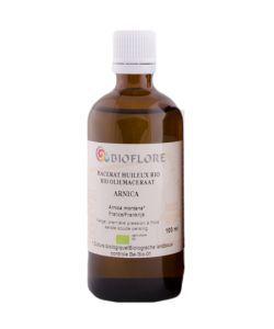 Arnica Oil (oil macerate) BIO, 100ml