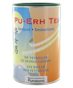 Pu-erh Tea instantané (boisson mange-graisse), 200g