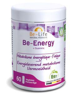 be-Energy (+Guarana), 60gélules