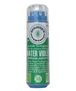 Violette d'eau - Water Violet (n°34) SANS ALCOOL BIO, 130granules