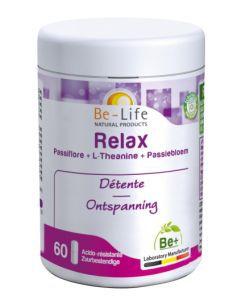 Relax (Passiflore + L-théanine), 60gélules