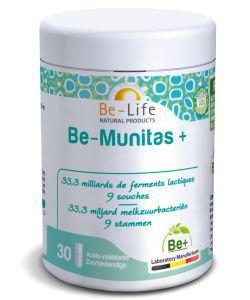 be-Munitas+ (ferments lactiques), 30gélules