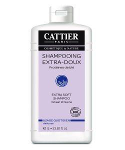 Shampooing Extra-Doux - Usage Quotidien  BIO, 1L