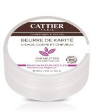 Beurre de Karité - Parfum Fleur des Iles